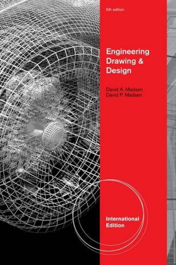 Engineering Drawing and Design 5th Edition   Zenithway Online Bookstore